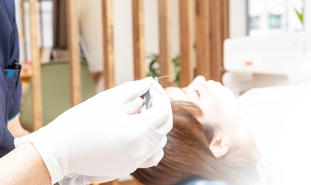 歯並びを治すことは、QOL (生活の質) を高めること。